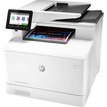 Multifunctional laser color HP LaserJet Pro