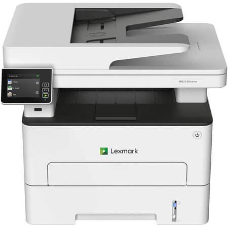 Multifunctional laser monocrom Lexmark