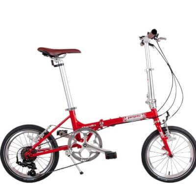 Bicicleta pliabila Pegas Teoretic