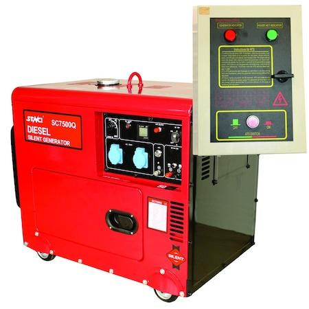 Generator curent electric diesel