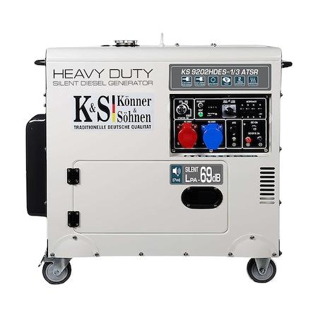 Generator diesel profesional