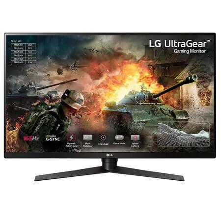 Monitor gaming LED VA LG 31.5