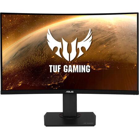 Monitor gaming curbat LED VA ASUS TUF
