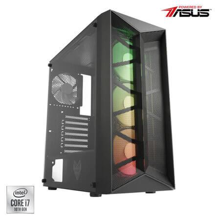Sistem Desktop PC Gaming Serioux Powered by ASUS