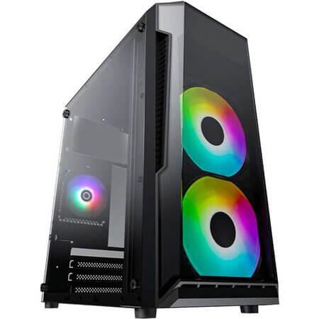 Sistem PC Gaming RGB cu procesor Intel® Core