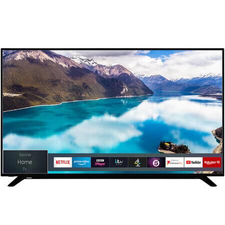 Televizor Toshiba 4K Ultra HD, LED