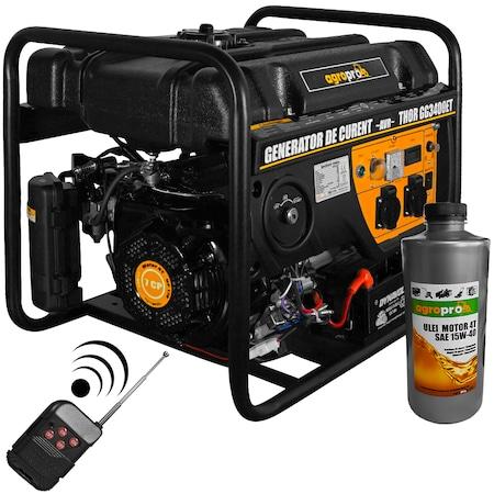 generator curent profesional