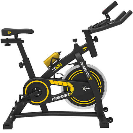 Bicicleta fitness pentru spinning, PROGRESSIVE