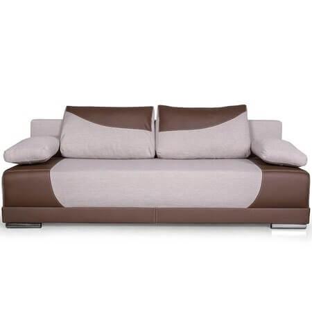 Canapea extensibila cu spatiu depozitare