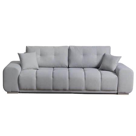 Canapea extensibila sofa gri